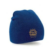 North Kildare Rugby Club Royal Blue Beanie